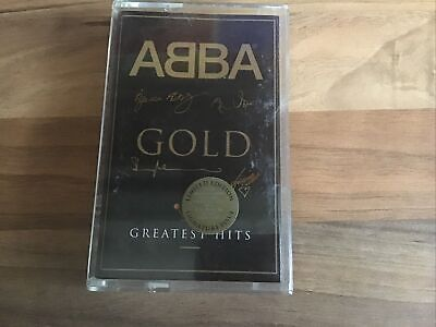 £7.99 • Buy Abba Gold Cassette Tape Greatest Hits