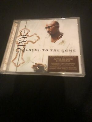 £1.40 • Buy 2Pac - Loyal To The Game CD