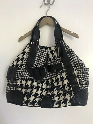 AU268.90 • Buy Alexander McQueen Houndstooth Bag - Barely Used - RRP £2,000!