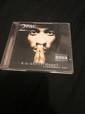 £4 • Buy 2Pac - R U Still Down Remember Me - Double CD