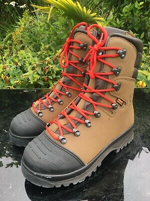 £149.99 • Buy Chainsaw BOOTS SOLIDUR NANDA  CLASS 3 MAX PROTECTION TREE SURGEON NEW SIZE 7