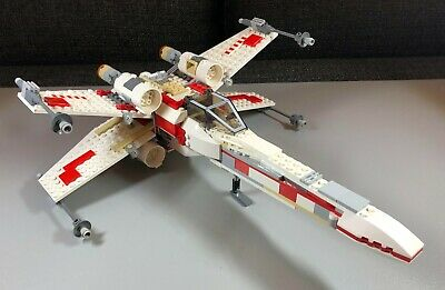 £49.95 • Buy 🔹 LEGO🔹 Star Wars 6212 X-Wing Fighter Set 🔹VERY GOOD/NO MINIFIGURES🔹