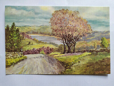 £3.79 • Buy Washburn Valley By E Charlton Taylor Post Office Picture Card Series NEPR #2