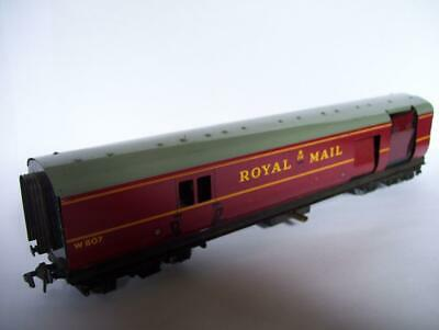 £14.99 • Buy Hornby Dublo 2 Rail Operating Royal  Mail Coach Carriage OO GAUGE 00