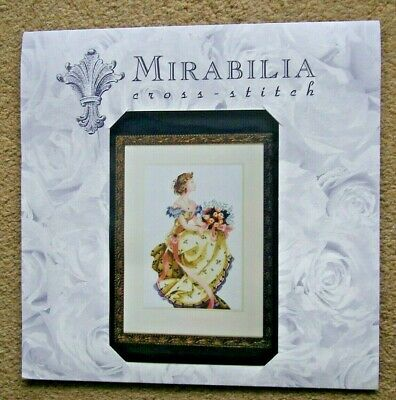 £10.99 • Buy Mirabilia   Spring Queen   Md 34  Cross Stitch Chart  Discontinued