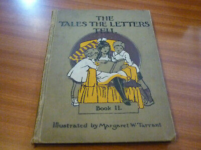 £14.99 • Buy The Tales The Letters Tell Book Ii Illustrated By Margaret Tarrant Hardback 1933