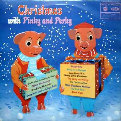 £5.78 • Buy Pinky And Perky – Christmas With Pinky And Perky  Pop, Children's Novelty Lp