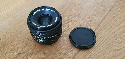 £24.90 • Buy Canon FD 28mm F2.8 Wide Angle Lens.