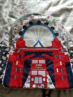 £19.99 • Buy *Cath Kidston London Map Novelty Large Backpack Brand New With Floral On Reverse