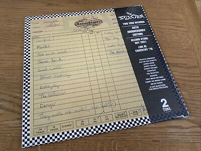 £18 • Buy The Selecter Live In Coventry 1979 Vinyl LP Two Tone Record Store Day 2021 New