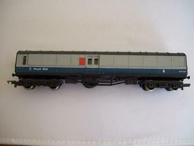 £16.99 • Buy Hornby Blue Grey Inter City Operating Royal Mail Coach Carriage OO GAUGE 00