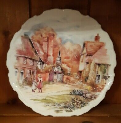 £2 • Buy Collectable Fine Bone China Plate By Royal Osborne