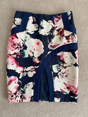 AU5 • Buy Finders Keepers Floral Skirt Size L (12) Barely Worn