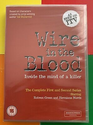 £4.87 • Buy WIRE IN THE BLOOD COMPLETE SERIES 1 & 2 DVD. UK Release. New, Sealed