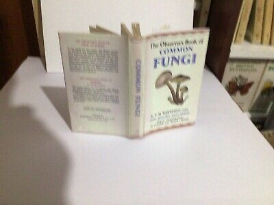 £9.99 • Buy Observers Book Of Common Fungi 1964 + Copy Dust Jacket