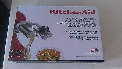 £39 • Buy KitchenAid Spiralizer Attachment With Peel, Core And Slice - New, Never Used