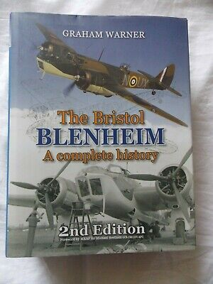 £62.68 • Buy The Bristol Blenheim: A Complete History