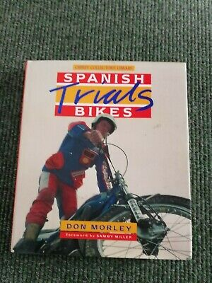 £30 • Buy Spanish Trials Bikes By Don Morley, Osprey Collectors Library