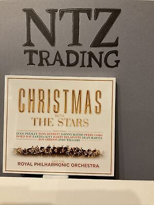 £4.99 • Buy Christmas With The Stars And The Royal Philharmonic Orchestra (2019, CD)