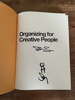£195 • Buy STIK Signed Book With Doodle Sketch (like Thierry Noir, Banksy, Kaws)