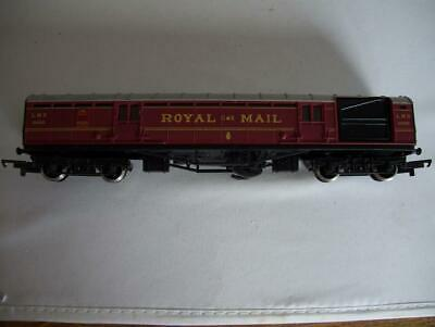 £18.99 • Buy Hornby LMS Maroon Livery Operating Royal Mail Coach Carriage OO GAUGE 00