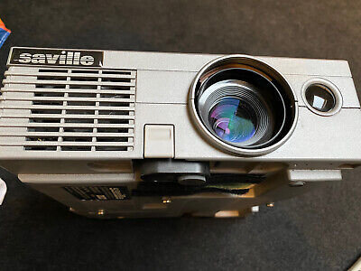 £20 • Buy Saville Projector S-1000 With Remote