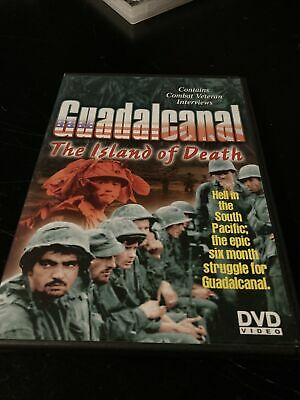 £1 • Buy Guadalcanal - The Island Of Death (DVD, 2008)