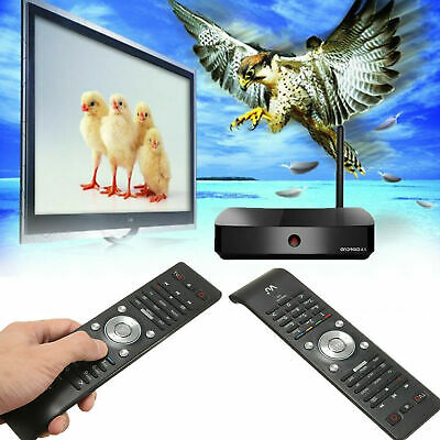 £10.18 • Buy Replacement Remote Control For VU+ +Duo Solo 2 STB Ultimo 4K Zero Set Top TV Box