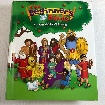 £10.86 • Buy The Beginners Bible Timeless Children's Stories Illustrated