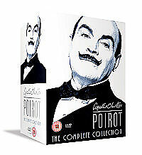 £39 • Buy Poirot - Agatha Christie's Poirot - Complete Collection (DVD, 2006) 48892