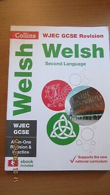 £4 • Buy Welsh GCSE Revision Second Language Practice And Revision Book Collins