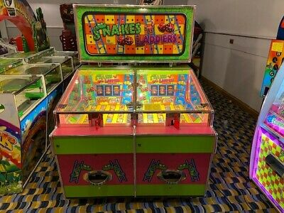 £750 • Buy Harry Levy Snakes And Ladders Coin-operated Arcade Machines