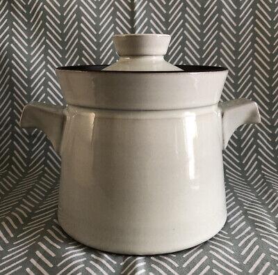£14 • Buy Lovely Summit Denby Soup /Casserole Dish /Bowl With Lid Oven To Table