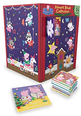 £16.44 • Buy Peppa Pig: 2021 Advent Book Collection