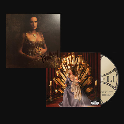 AU46.60 • Buy Halsey Signed Cd Autographed If I Cant Have Love, I Want Power Autographed