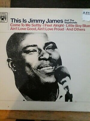 £10 • Buy This Is Jimmy James And The Vagabonds  Jimmy James And The Vagabonds Vinyl Recor