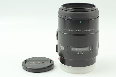AU214.82 • Buy [Exc+5] Minolta AF Macro 100mm F/2.8 Telephoto Lens For Sony A Mount From JAPAN