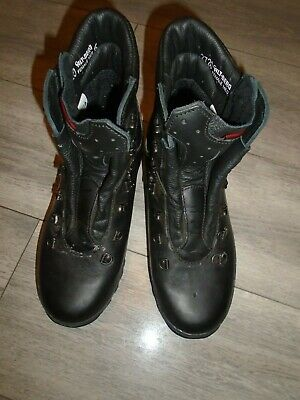 £60 • Buy Altberg Womens Black Defender Combat High Liability Boots Size 6m British Army