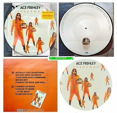 £42.99 • Buy Ace Frehley – Spaceman RSD 2019 Vinyl LP Picture Disc & Poster NEW