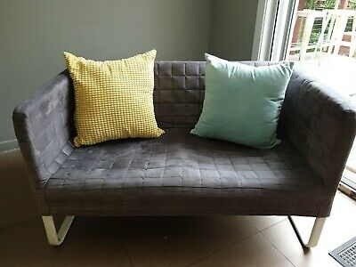 AU5 • Buy Couch 2 Seater With Pillows.