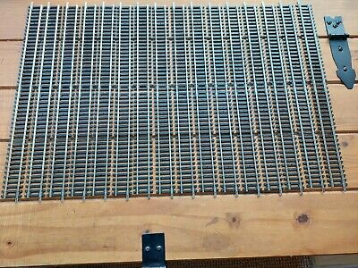 £49.99 • Buy 16 X Hornby R601 Double Straight Track Pieces OO Gauge Nickel Silver