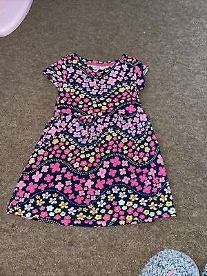 £1.50 • Buy 12-18 Months Dress, Baby Girls, Blue And Floral, From Blue Zoo, Debenhams