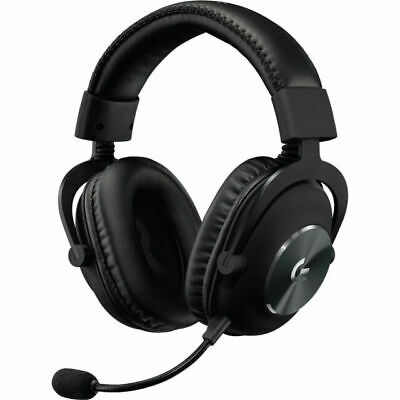 AU219.95 • Buy  Logitech G PRO X Blue VO!CE Black Over-Ear Gaming Headphone Headset USB Wired