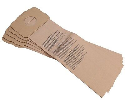 5 X Vacuum Cleaner Paper Dust Bags For Electrolux 500 Twin Turbo E28 Type Z1070 • 3.99£