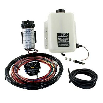 $476.83 • Buy AEM V3 WATER METHANOL INJECTION KIT W/ MAP SENSOR FOR TURBO/SUPERCHARGED 30-3300