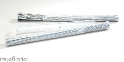 £2.99 • Buy Extendable Plastic Tube Store & Keep Tidy Floristry Stub Wire Lengths
