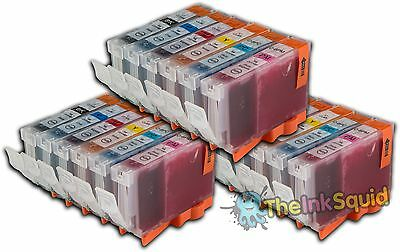£18.99 • Buy 18 CLI-8 Ink Cartridges For Canon Pixma PRO9000 MK II