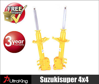 AU143.10 • Buy PAIR Nissan Pulsar N15 1.5L 1.6L & SSS SR20  Front Shock Absorbers LEFT & RIGHT