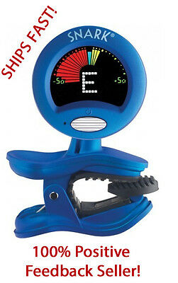 $ CDN17.27 • Buy Snark Sn-1x Chromatic Headstock Tuner For Guitar, Bass, Uke, Banjo & More!
