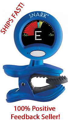 $ CDN16.26 • Buy Snark Sn-1x Chromatic Headstock Tuner For Guitar, Bass, Uke, Banjo & More!